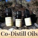 Co-Distill Essential Oils